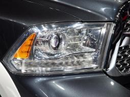 2013 Ram 1500 Laramie Headlight